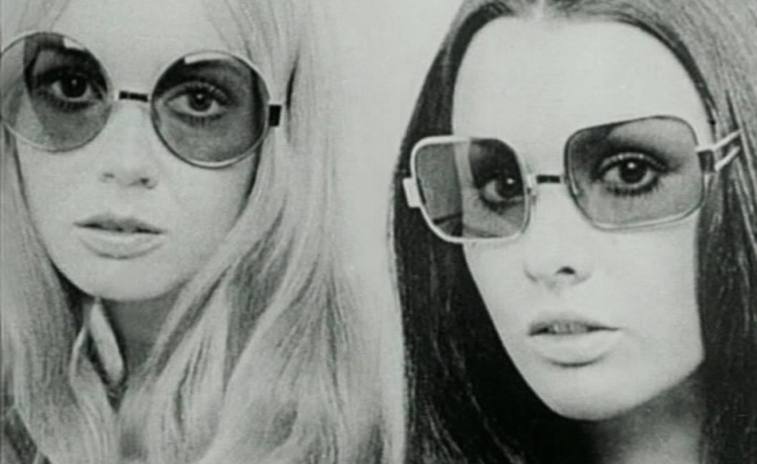 Image from Growing Up Female, a film by Jim Klein (James Klein)